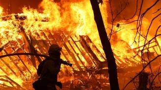 Външно: Няма данни за пострадали българи при пожарите в Калифорния