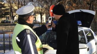 Хванаха мъртво пиян шофьор в Елин Пелин