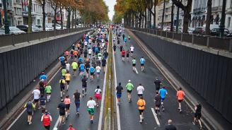 Трансплантирани пациенти застават на самостоятелен старт в маратона на София