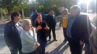 Кандидат-кметът на Радомир от ГЕРБ Пламен Алексиев: Монтиране на улично осветление и ремонт на уличната настилка са приоритетите ми за с. Житуша