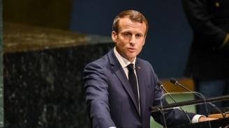 Еманюел Макрон: Нужна ни е силна Европейска комисия