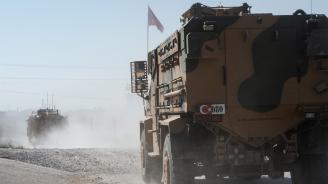 Над 70 сирийски кюрдски бойци са убити от началото на турското настъпление в североизточна Сирия