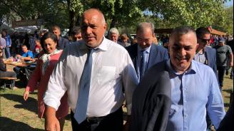 """Борисов и министър Танева присъстваха на """"Национално животновъдно изложение Сливен 2019"""""""