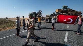Турската армия не е обстрелвала американски военни в Сирия