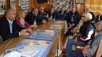 Таня Христова, кандидат за кмет на Габрово: Поетапно решаваме проблема с водоснабдяването на габровските села