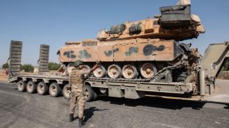 Германия спира износа на оръжия за Турция