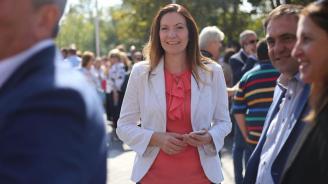 """Даниела Райчева, ГЕРБ: Образованието бе приоритет за нас, ремонтирахме редица училища в район """"Нови Искър"""""""