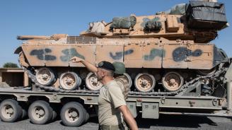 И Франция спира износа на оръжия за Турция