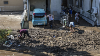 Тайфунът Хагибис отне живота на 11 души