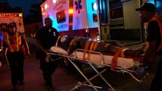 Един човек загина и трима са в неизвестност след срутването на строеж в Ню Орлиънс