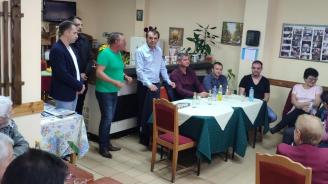 Кандидатът за кмет на Несебър Атанас Терзиев в Равда и Гюльовца: Вратата на кабинета ми ще бъде отворена за всеки