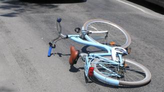 59-годишен велосипедист загина на място при катастрофа