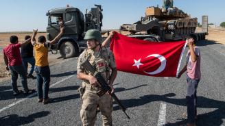 Сблъсъците между турската армия и кюрдите в Северна Сирия продължават, семейства на джихадисти избягаха от лагер
