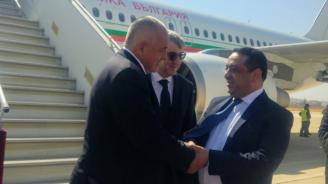 Бойко Борисов пристигна в Йордания
