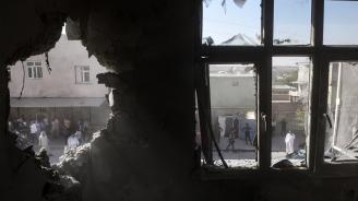 Най-малко 14 цивилни са били убити днес при бомбардировки и обстрел в Северна Сирия