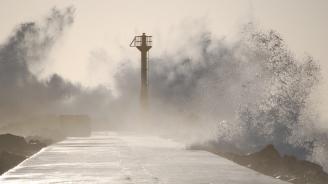 Товарен кораб потъна в Токийския залив вследствие на тайфуна Хагибис