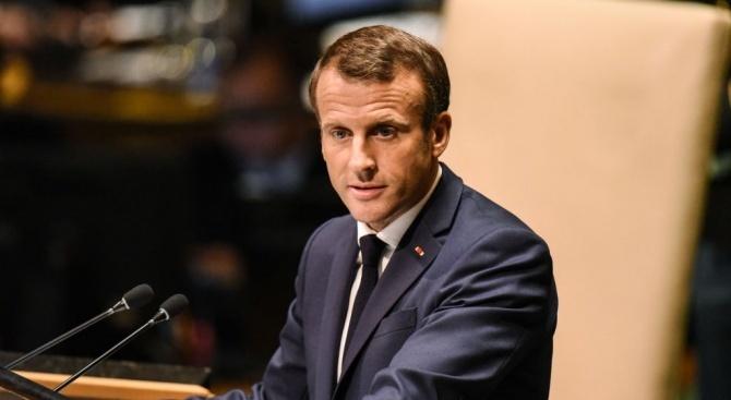 Франция ще действа в посока незабавно прекратяване на турската офанзива