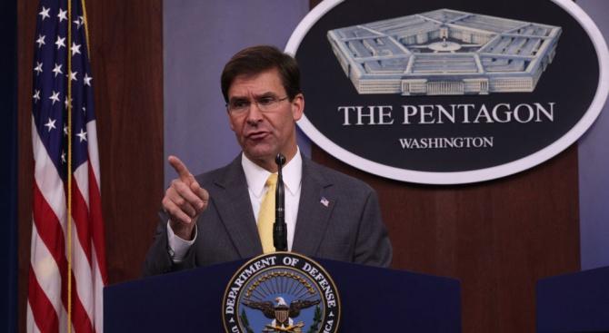 Пентагонът ще сътрудничи на разследването за импийчмънт срещу президента Доналд