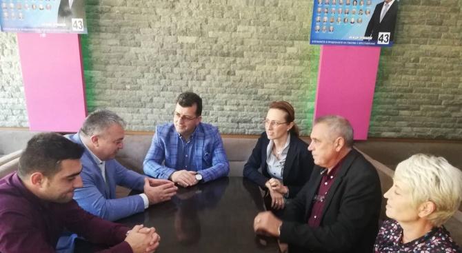 Вежди Орманов: Бъдещият кмет на Руен трябва да работи за привличане на европейски средства в общината