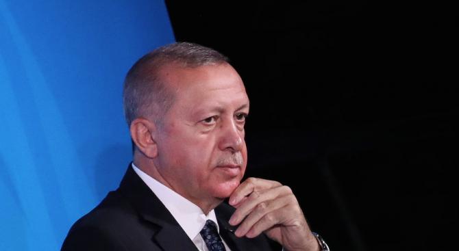 Ердоганприветства съобщението на Пентагона, че САЩ ще изтеглят до 1000 войници от Северна Сирия