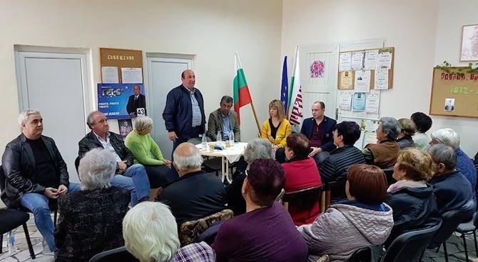 Инж. Иван Жабов, кандидат за кмет на община Средец (област