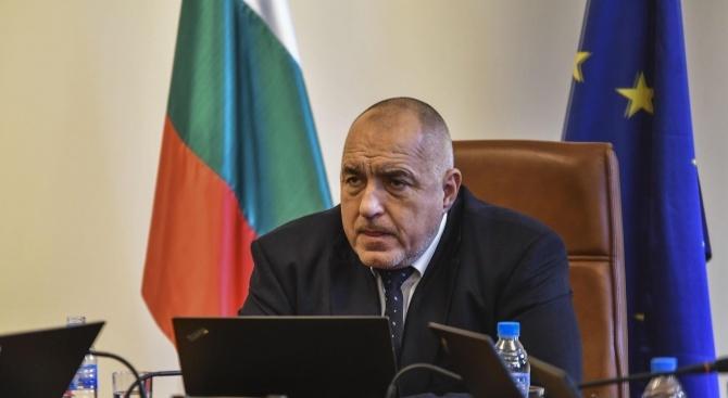 Премиерът Бойко Борисов свиква съвет по сигурността, който ще се