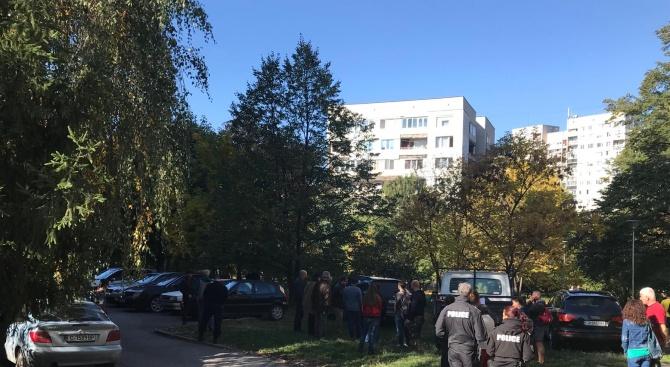 Жители на ''Младост'' 1 скочиха срещу потенциално строителство в един