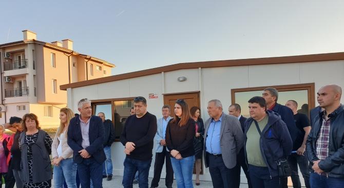 Кандидатът за кмет на Дупница Методи Чимев: Ще бъде изграден детски кът и облагородено междублоковото пространство при Социалните жилища