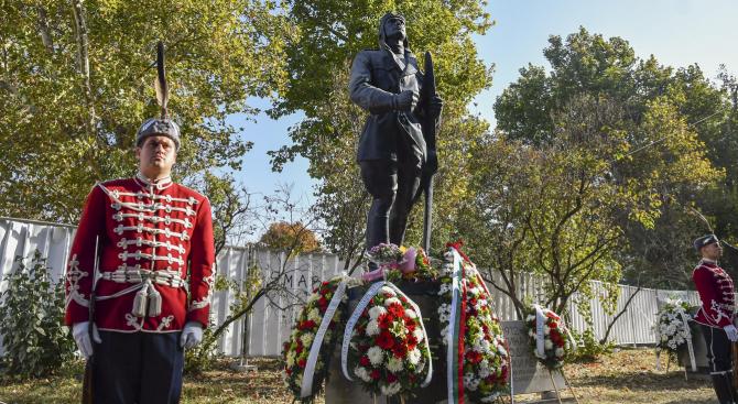 На 16 октомври се навършват 107 години от първия боен