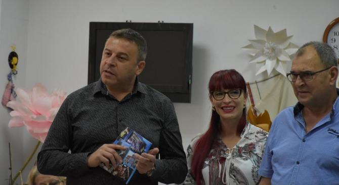 Кандидат-кметът за трети мандат в Благоевград от ГЕРБ д-р Атанас