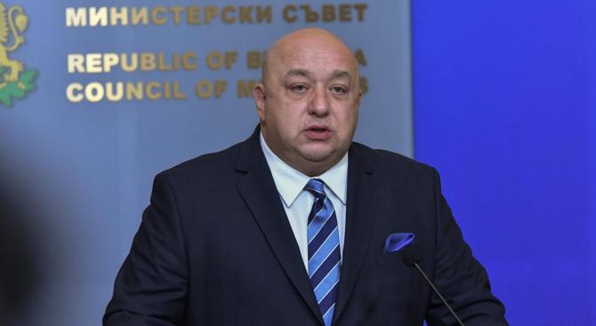 Красен Кралев: Президентът Румен Радев за пореден път прояви своята некомпетентност