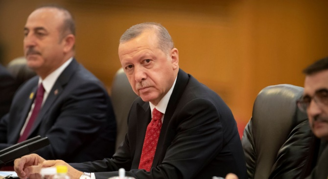 Ердоган не желае да се срещне с Пенс, а само сТръмп