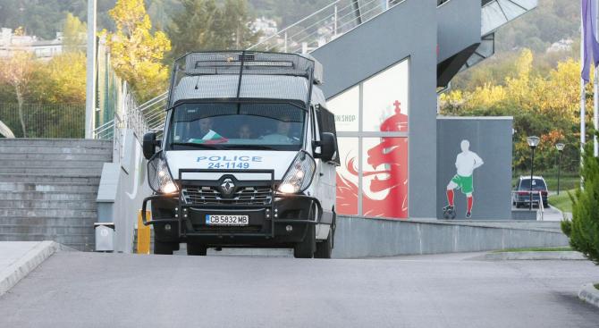 CРС-та са хванали футболни съдии да уреждат мачове от българското