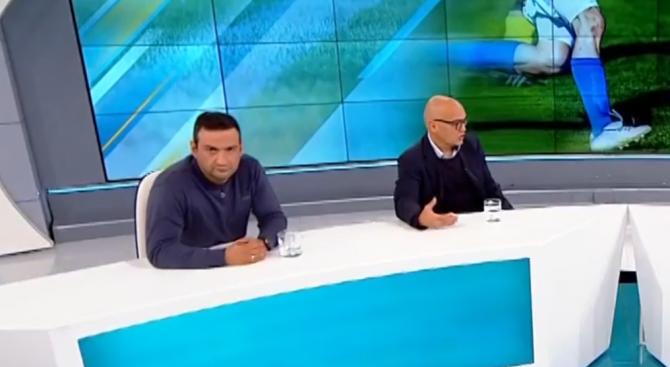 Темата с расисткия скандал от мача между България и Англия
