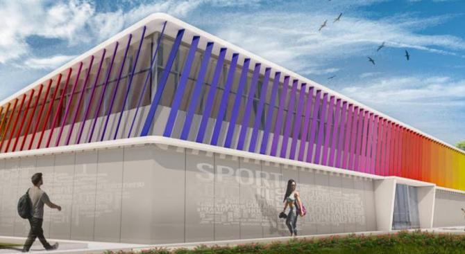Димитър Николов: Шест малки спортни зали ще бъдат изградени в кварталите на Бургас