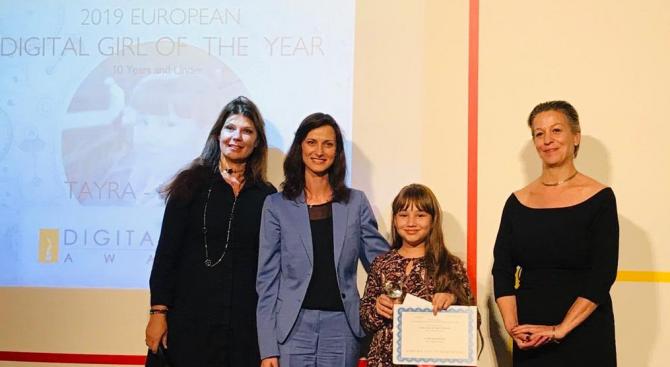 Гордея се, когато младите български таланти покоряват европейските и световни
