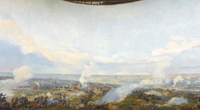 """Приключи реставрацията на Плевенската панорама със средства от кампанията """"Ние"""