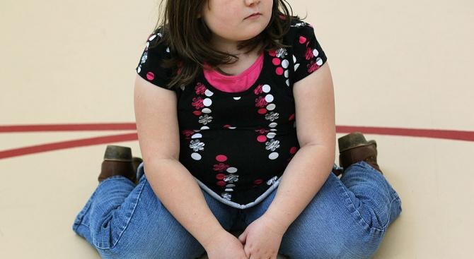 Едно от пет български деца е засегнато от проблема с
