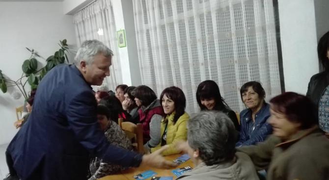 Кандидатът за кмет на община Разлог, издигнат от ГЕРБ, Красимир