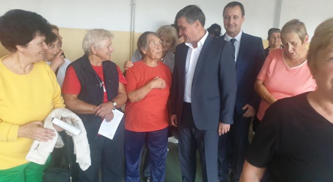 Кандидатът за кмет на община Велинград от ГЕРБ д-р Костадин
