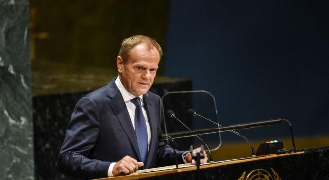 Европейският съвет одобри тази вечер договорената промяна в споразумението за