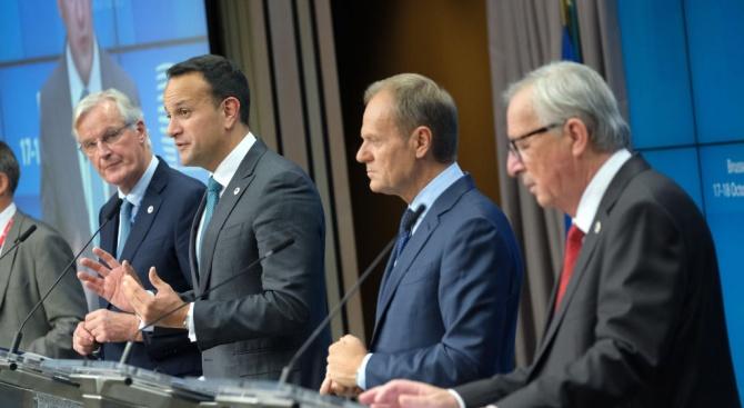 Лидерите на държавите от Европейския съюз не успяха вчера, през