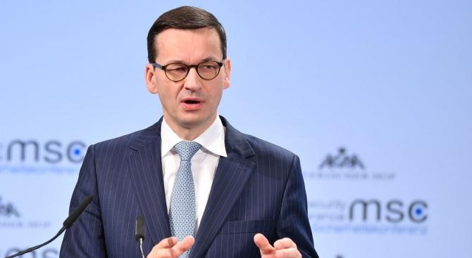 Полша ще настоява Европейският съюз да започне процес на интеграция