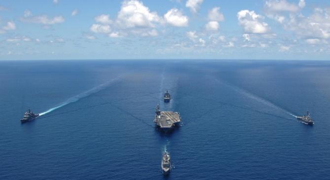 Япония реши да прати части от своите сили за самоотбрана