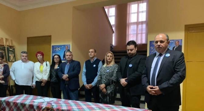 Кандидат-кметът на ГЕРБ за село Татарево Петко Петков:  С Асен Кичуков ще довършим започнатото