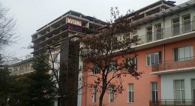 Снимка: Камарата на архитектите: Сградата на бъдещата националната детска болница е невъзможна, незаконна и опасна