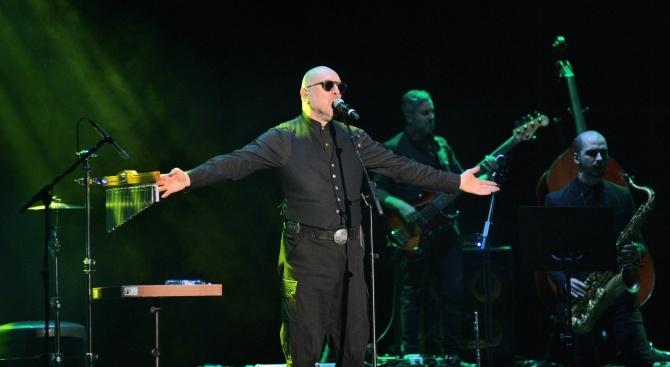 Снимка: Марио Бионди: България, благодаря за незабравимата вечер