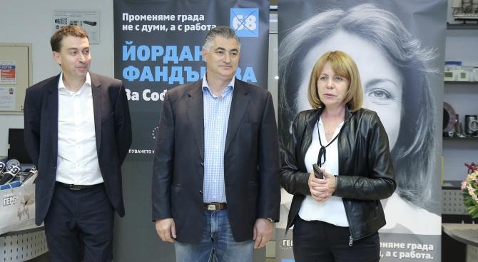 Фандъкова: Подготвяме система за електронни разрешения за строеж