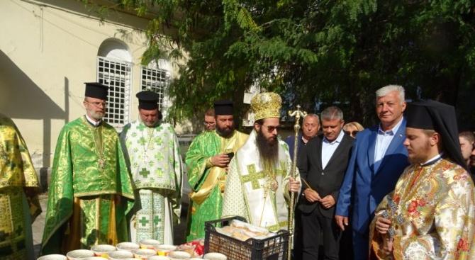 Курбан за здраве и благополучие по случай празника на Свeти