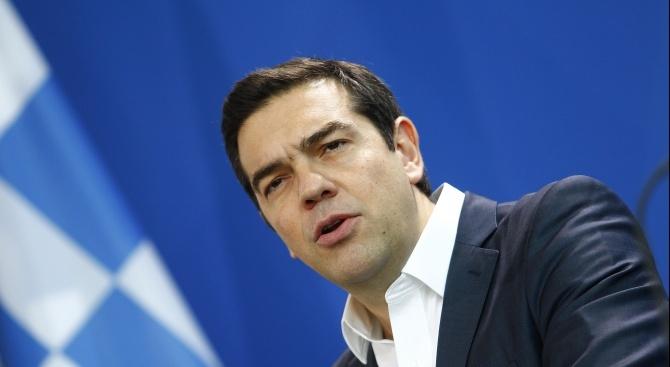 Бившият гръцки премиер Алексис Ципрас осъди факта, че лидерите на